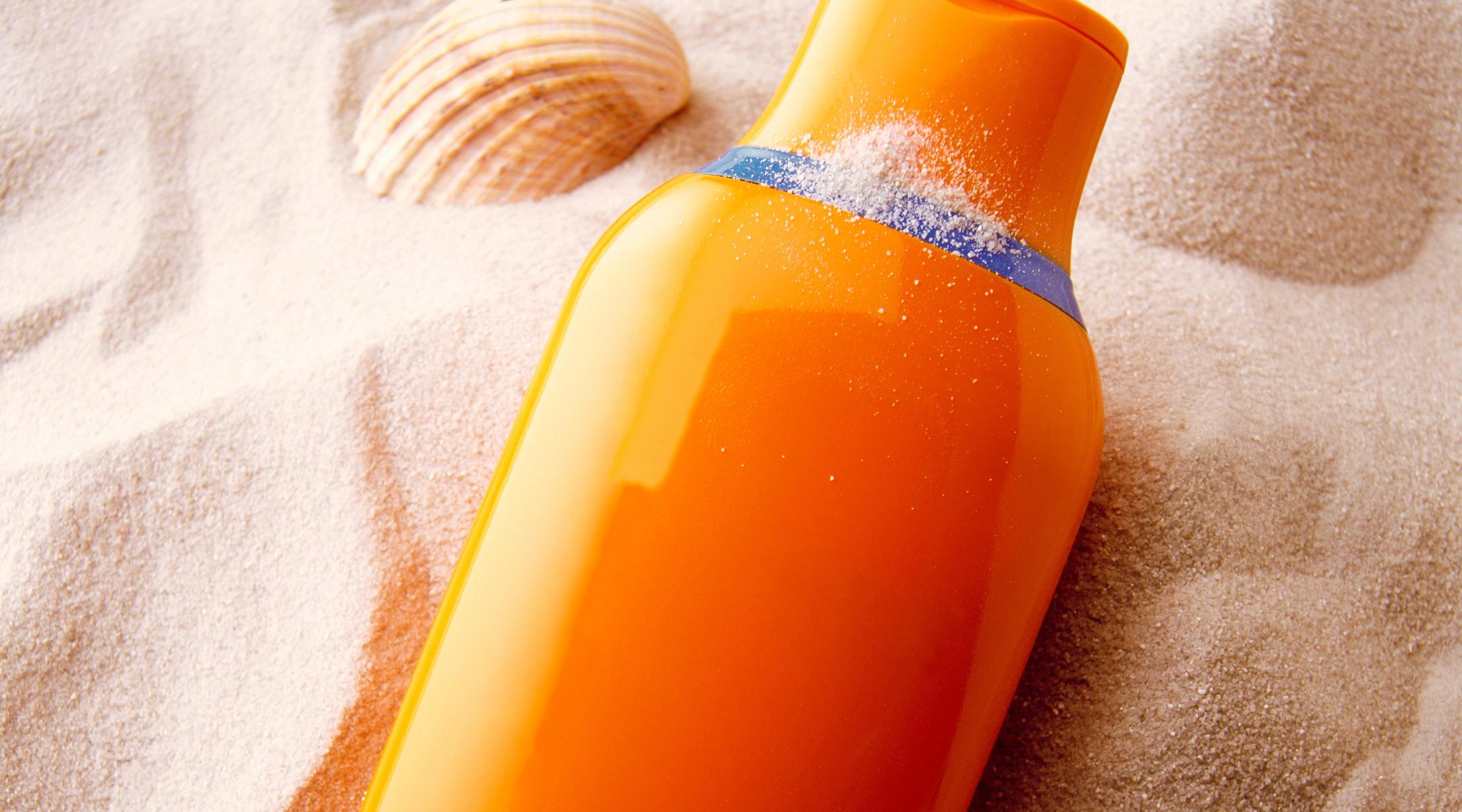 استفاده کرم ضد آفتاب در دوران بارداری