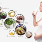 مواد غذایی مناسب در دوران بارداری