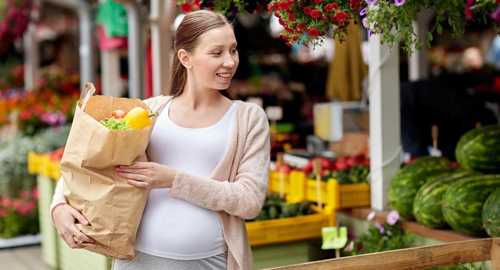 کنترل اشتها در خانم های باردار
