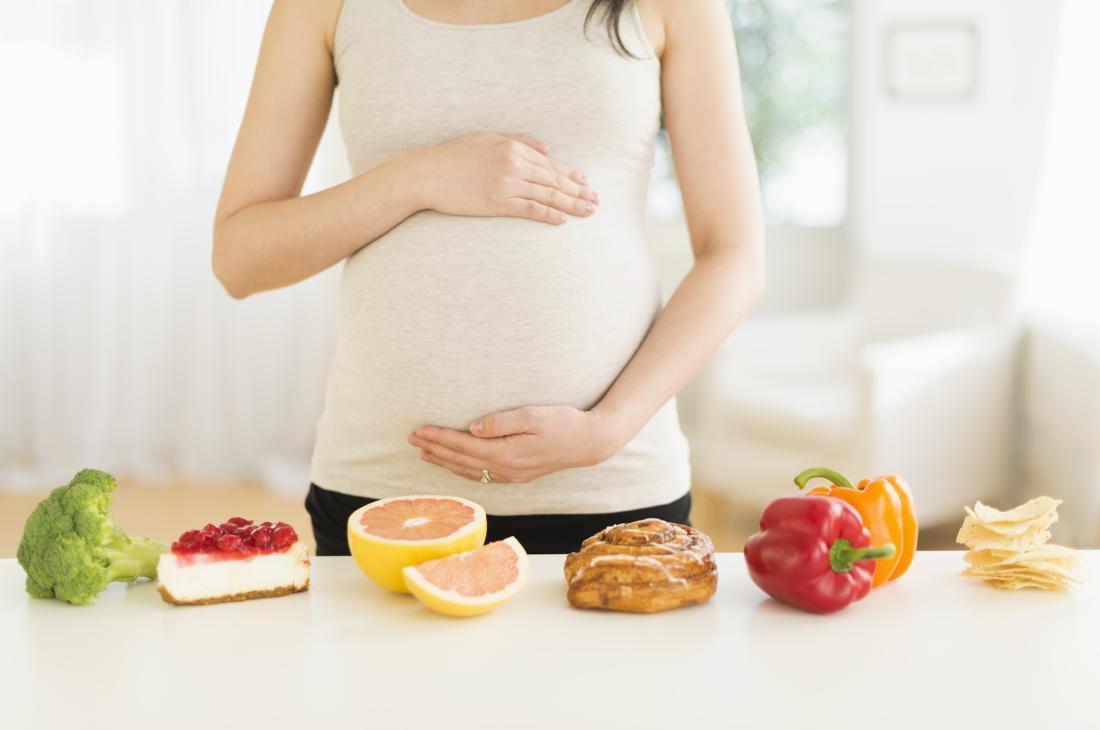 مصرف این میوه ها در دوران بارداری