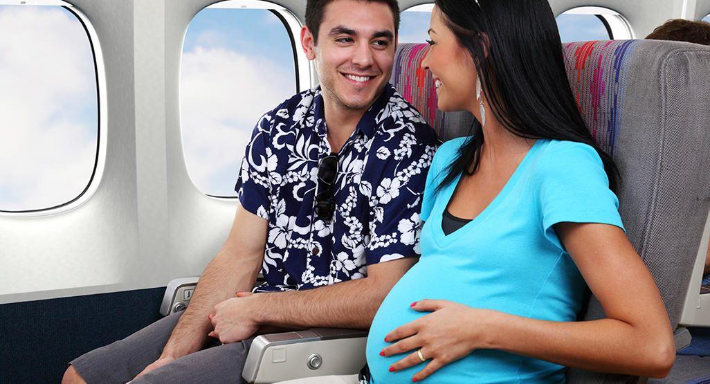 رعایت نکاتی درباره ی سفر برای خانم های باردار
