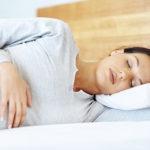 میزان خواب در دوران بارداری