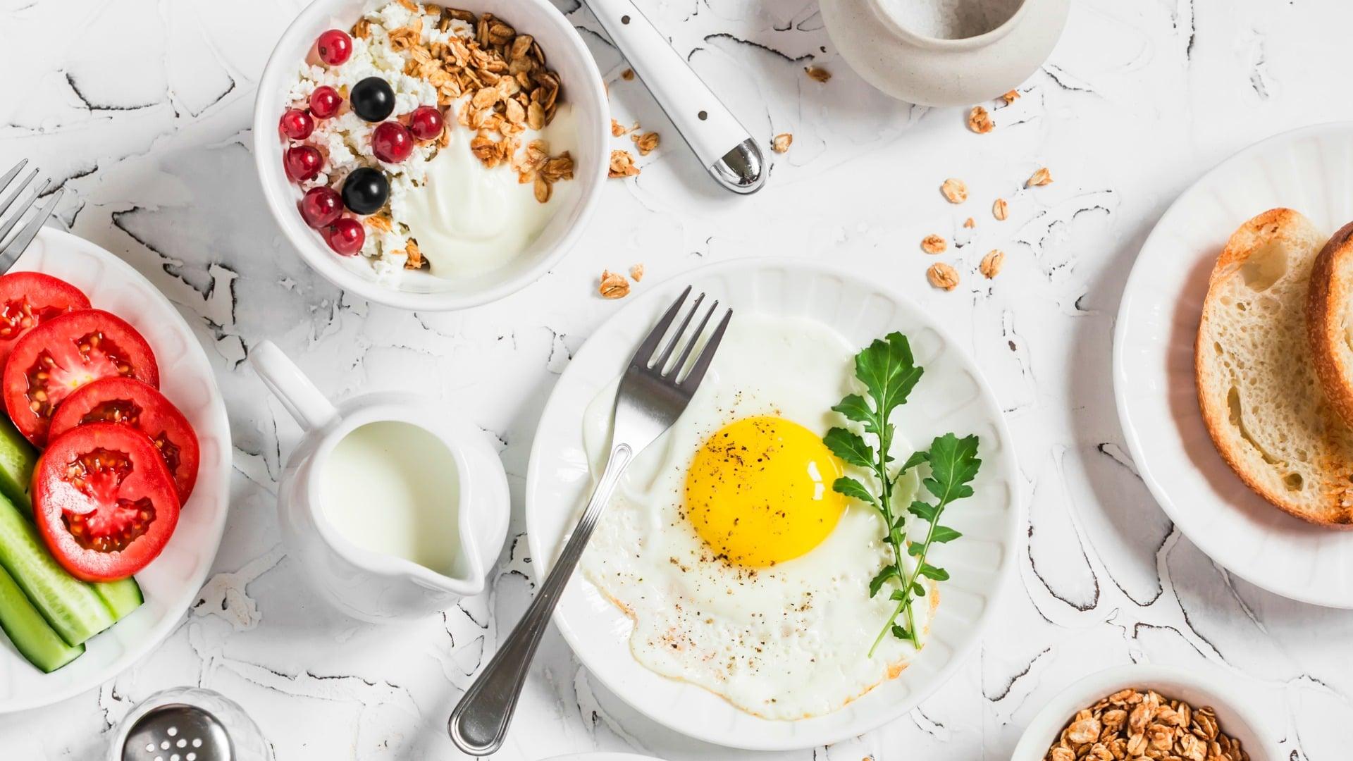 خوراکی های سرشار از پروتئین