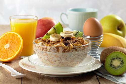 صبحانه ی مفید برای مادران باردار