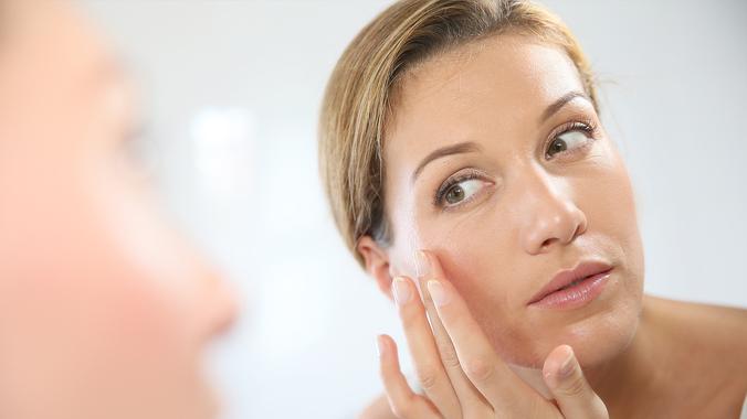 تاثیر تغییرات هورمونی بر پوست