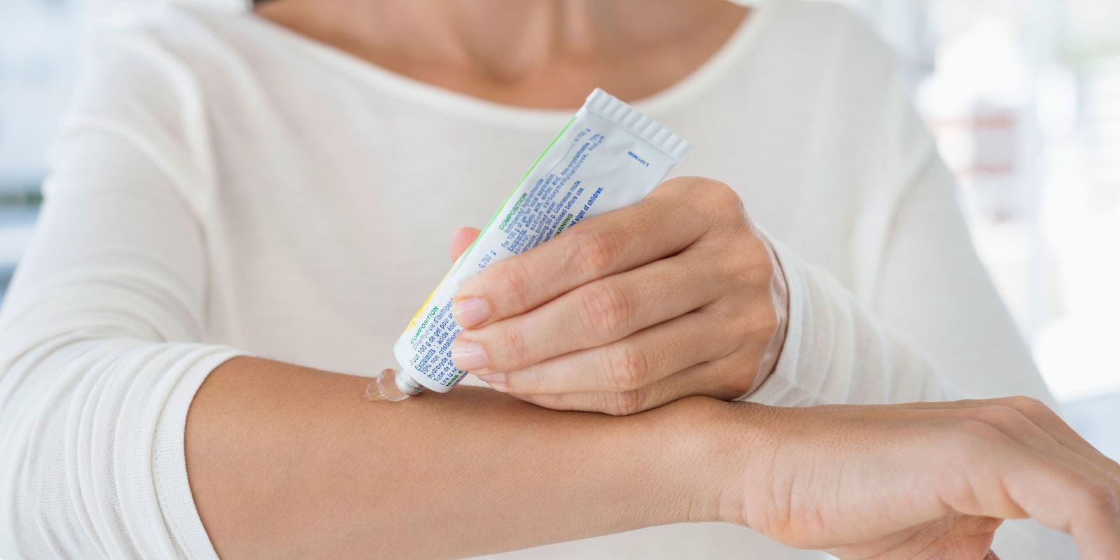 استفاده از کرم های مناسب در بارداری