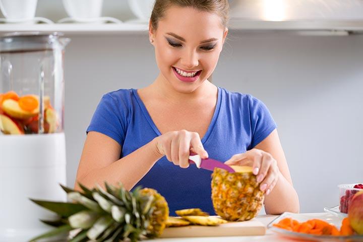 تغذیه ی مناسب در ماه پنجم بارداری