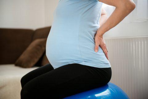 سیاتیک بارداری و کاهش درد آن