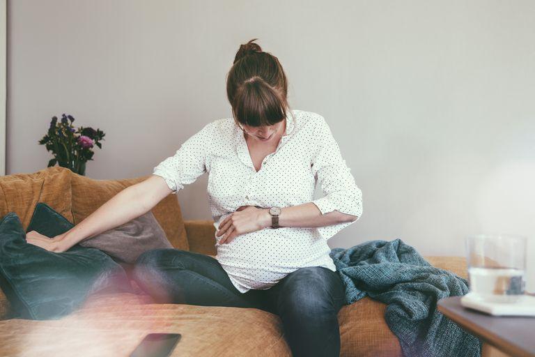 دردهای کاذب در بارداری