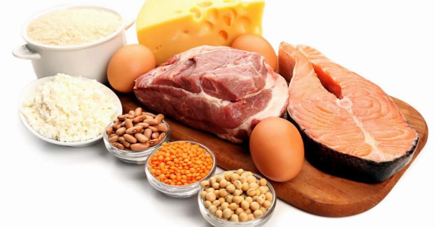 پرگ | پروتئین در بارداری