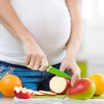 تغذیه دوران بارداری