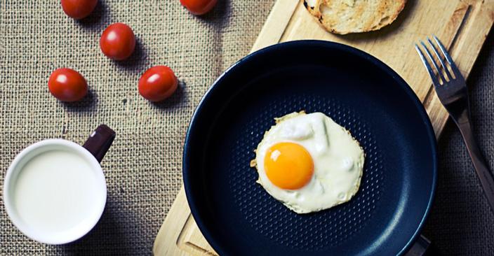 تخم مرغ در دوران بارداری