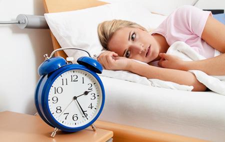 علت بیخوابی بارداری