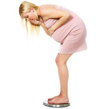 افزایش وزن طبیعی در بارداری