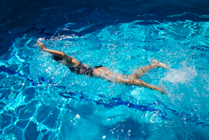 شنا کردن در دوران بارداری